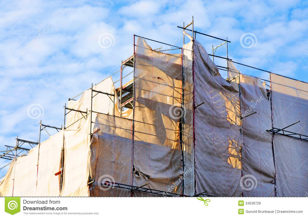 Building construction site royalty free stock images for Images of building sites