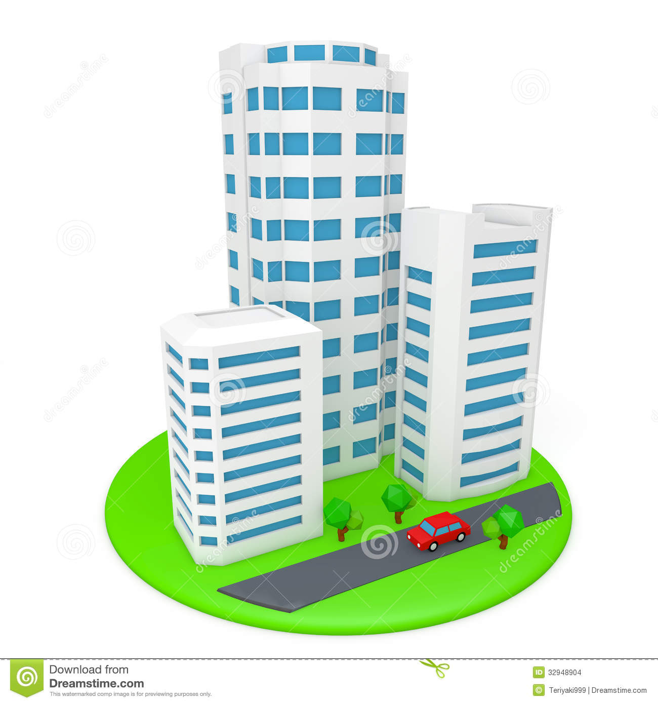 Building Stock Images Image 32948904