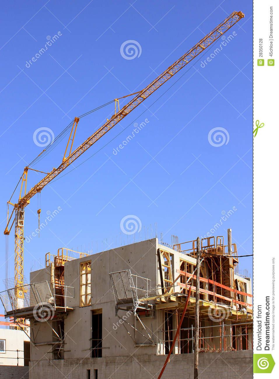 Building Construction Business : Building industry royalty free stock photos image