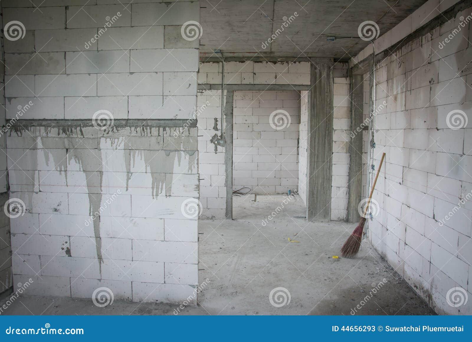 Building Inside Under Construction Stock Photo - Image: 44656293