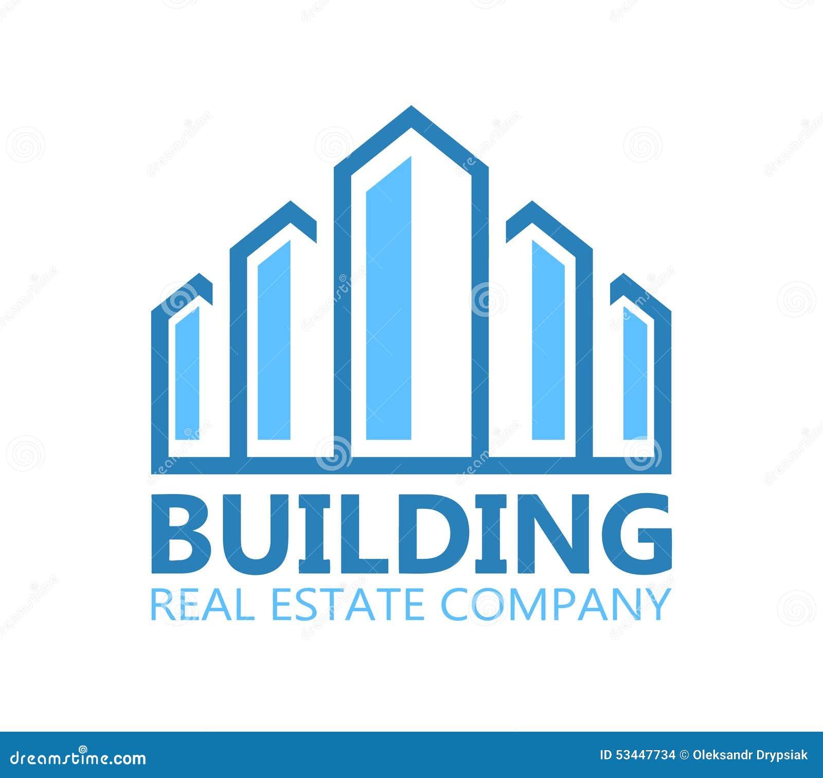 Building Logo Or Symbol Icon Stock Vector - Image: 53447734 : graphic design agency logo : Photo Logo Design
