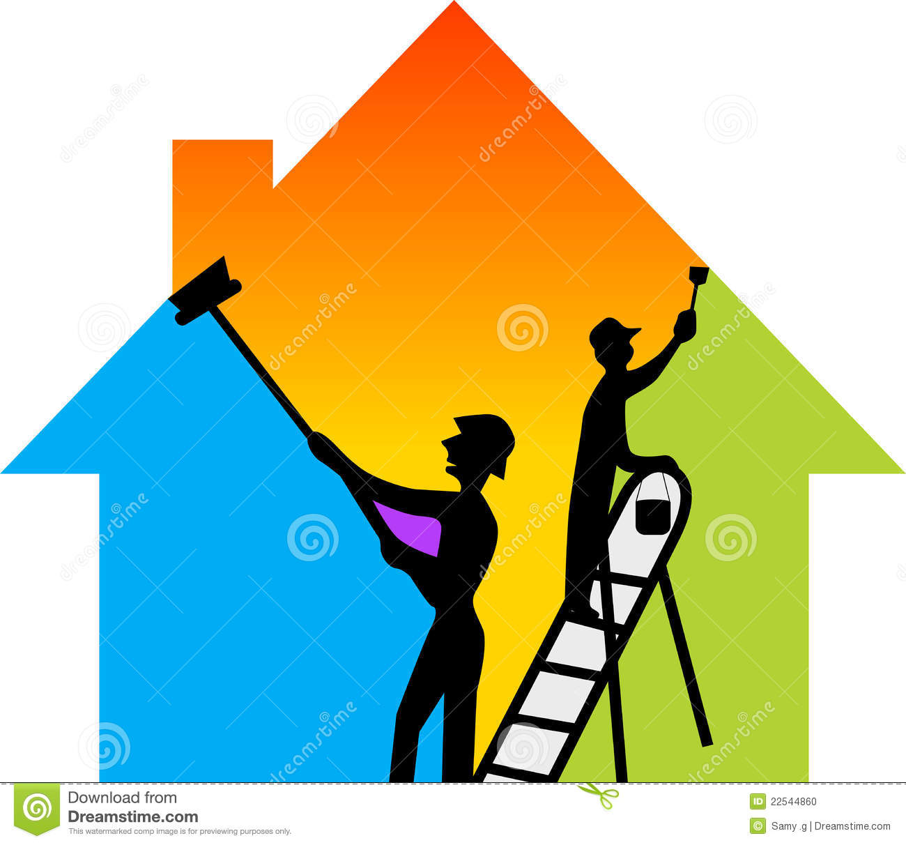 Exterior Painting Icon