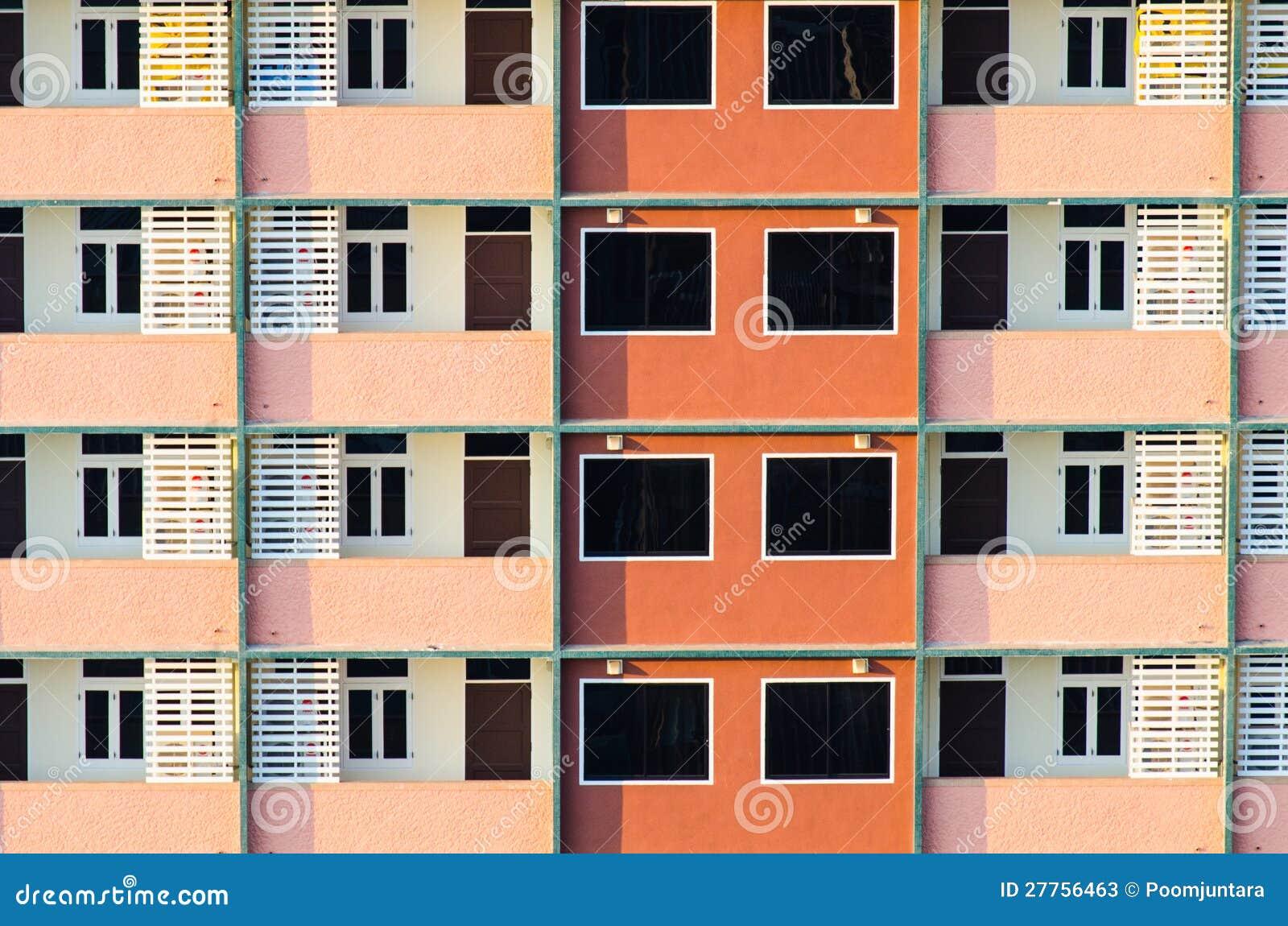 Building Pattern Stock Photos - Image: 27756463