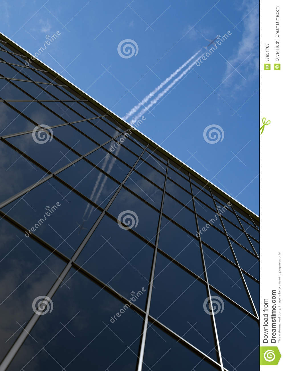 Building with plane
