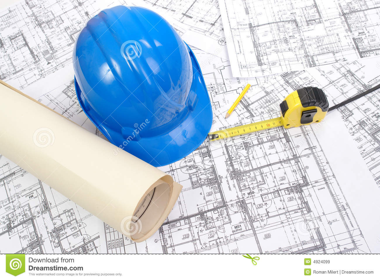 Building plans royalty free stock images image 4924099 - Design a building online free ...