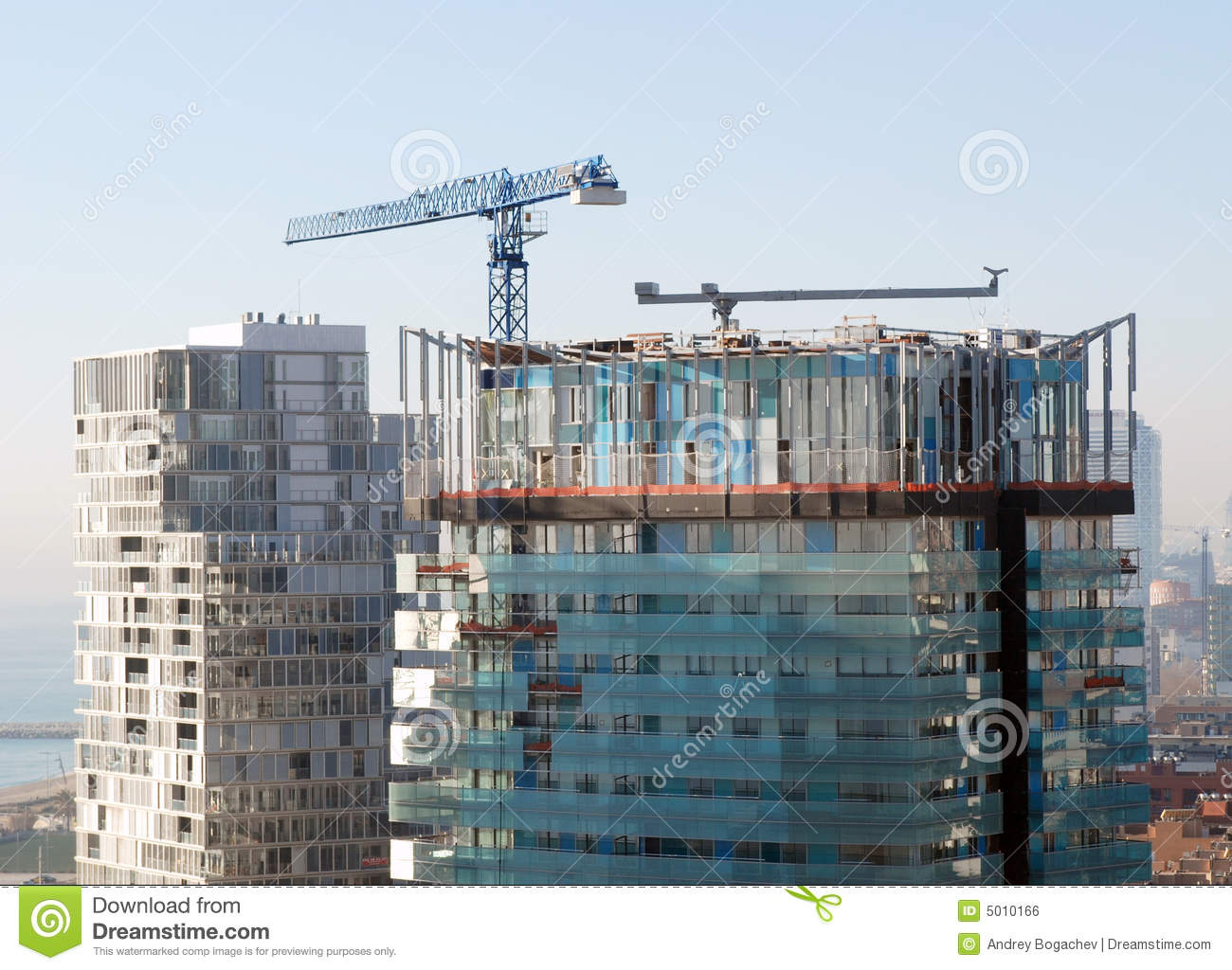 Building In Progress Royalty Free Stock Image Image 5010166