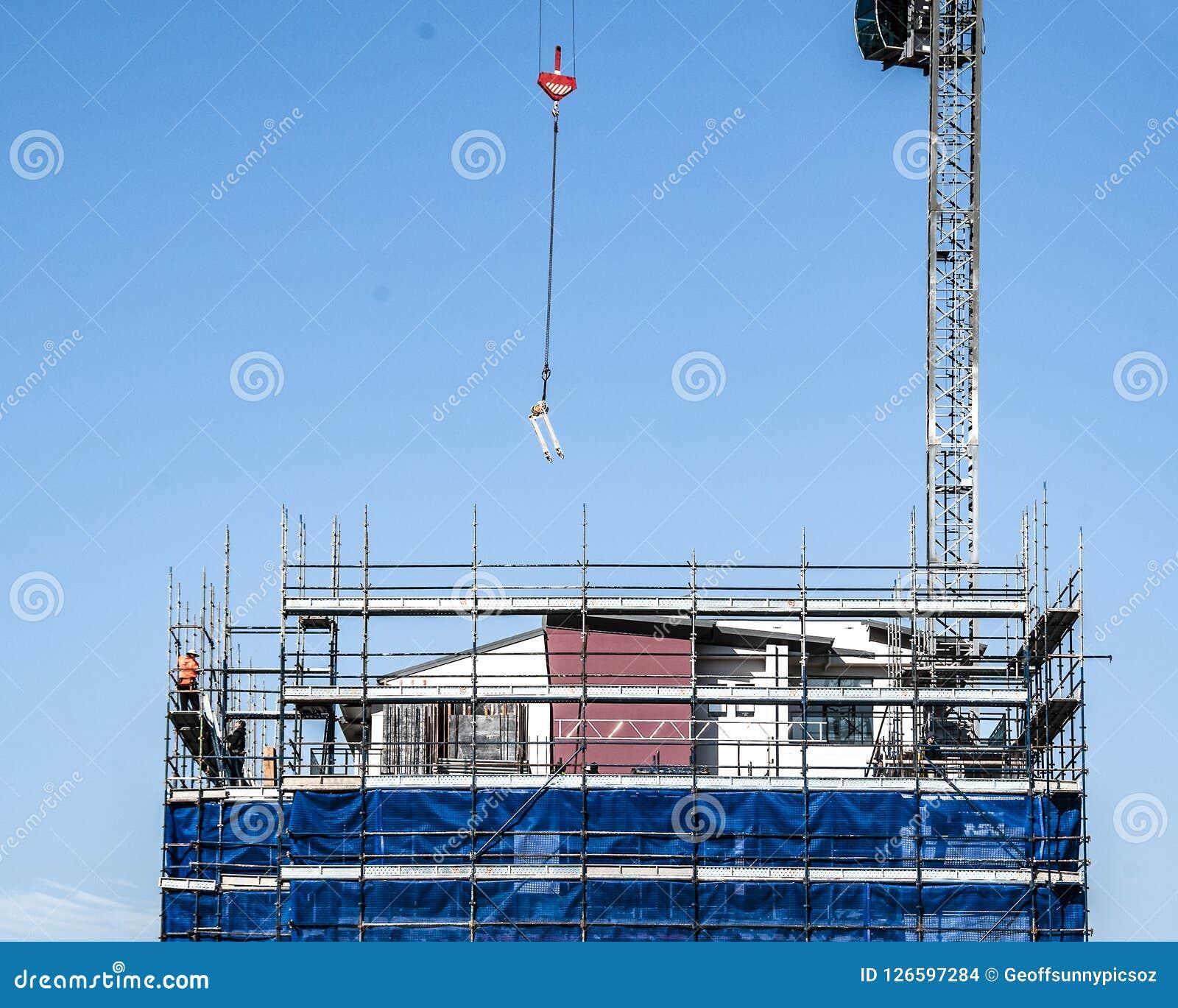Building progress 113. At 47 Beane St. Gosford. August 2018.