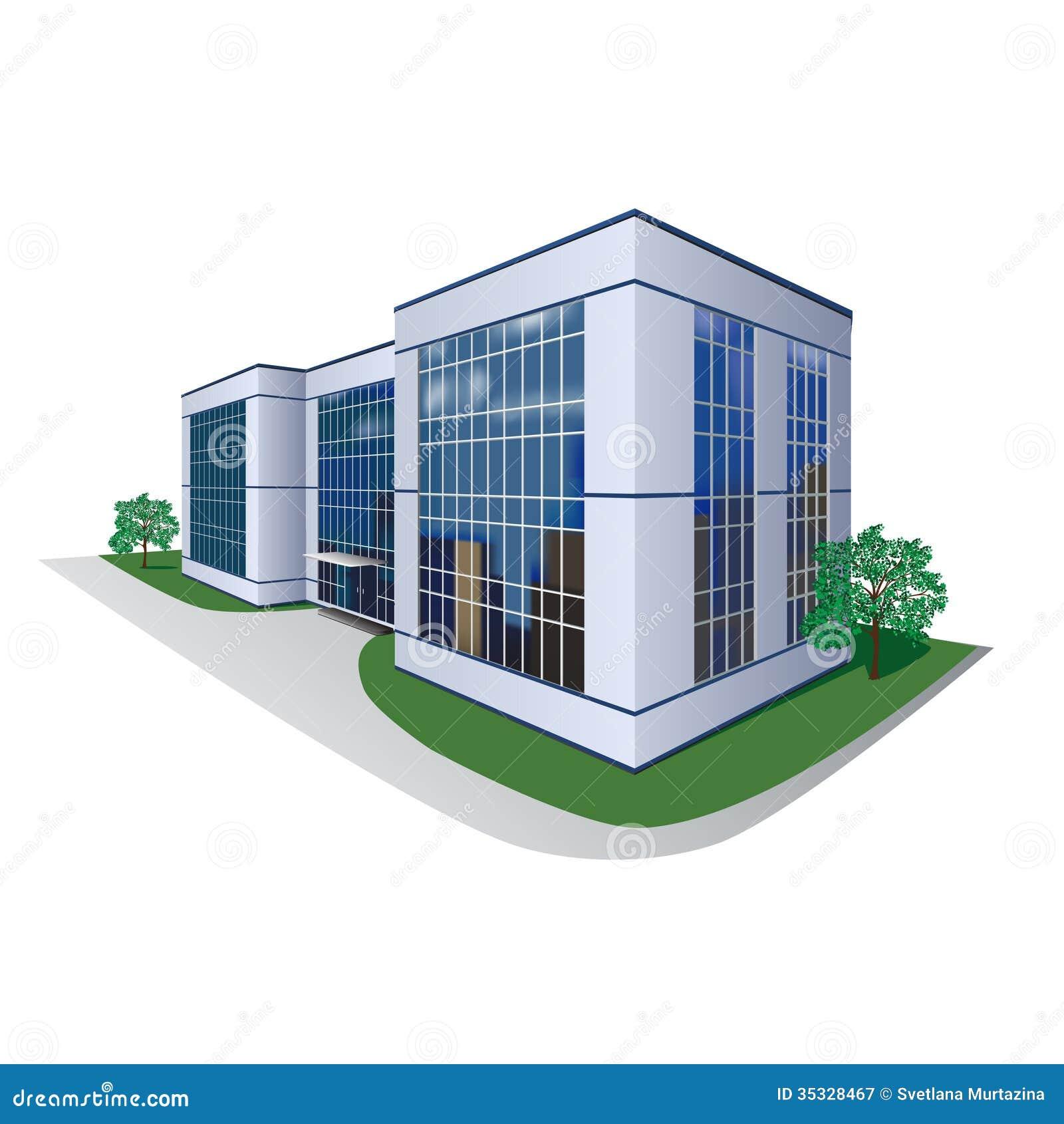 Data center bu  Data Center Building Icon