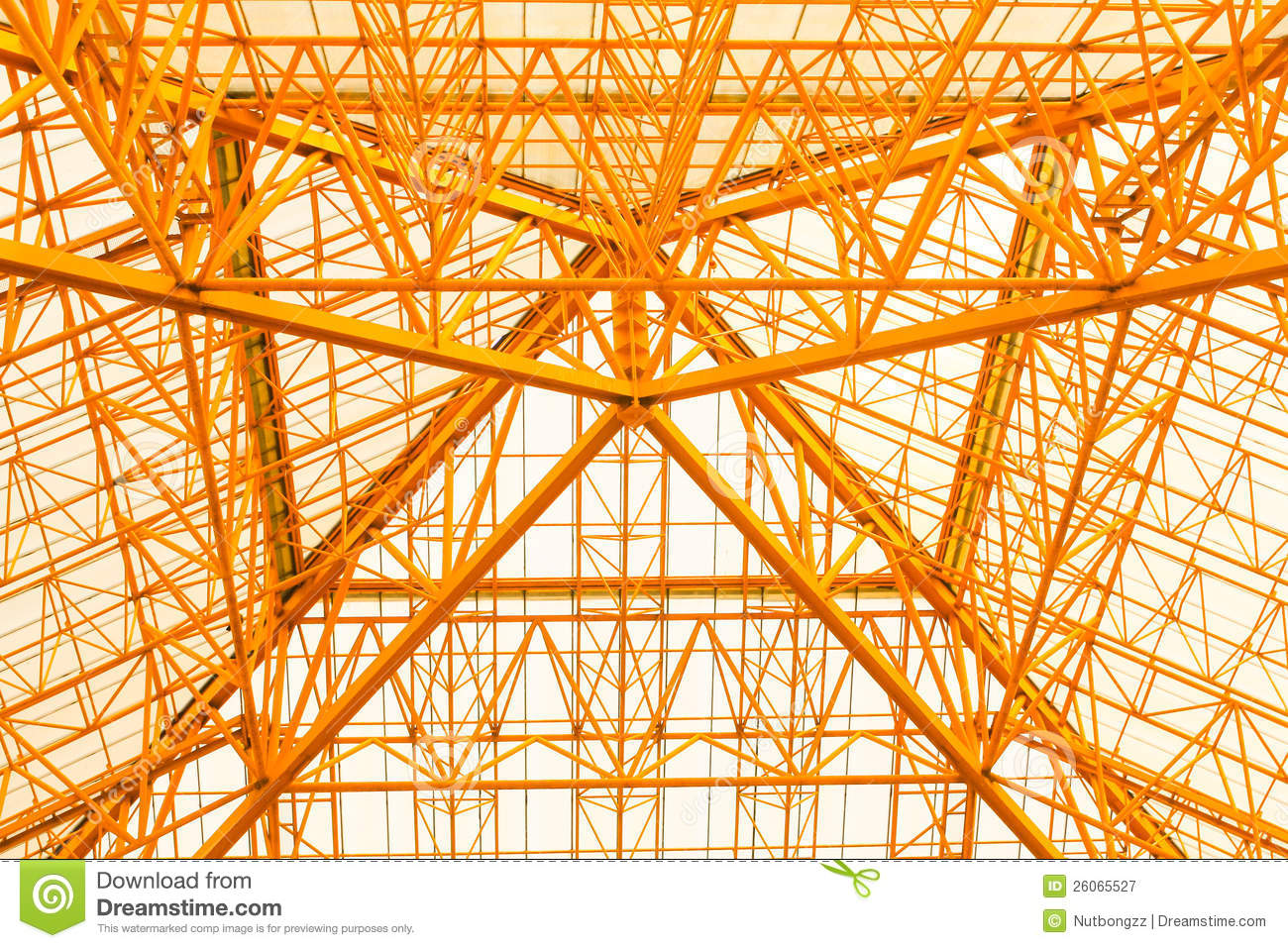 Building Structure Royalty Free Stock Photography - Image: 26065527