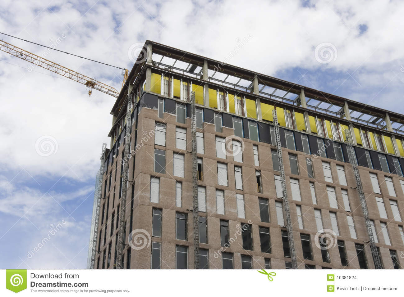 Building under construction stock images image 10381824 for Building under construction insurance