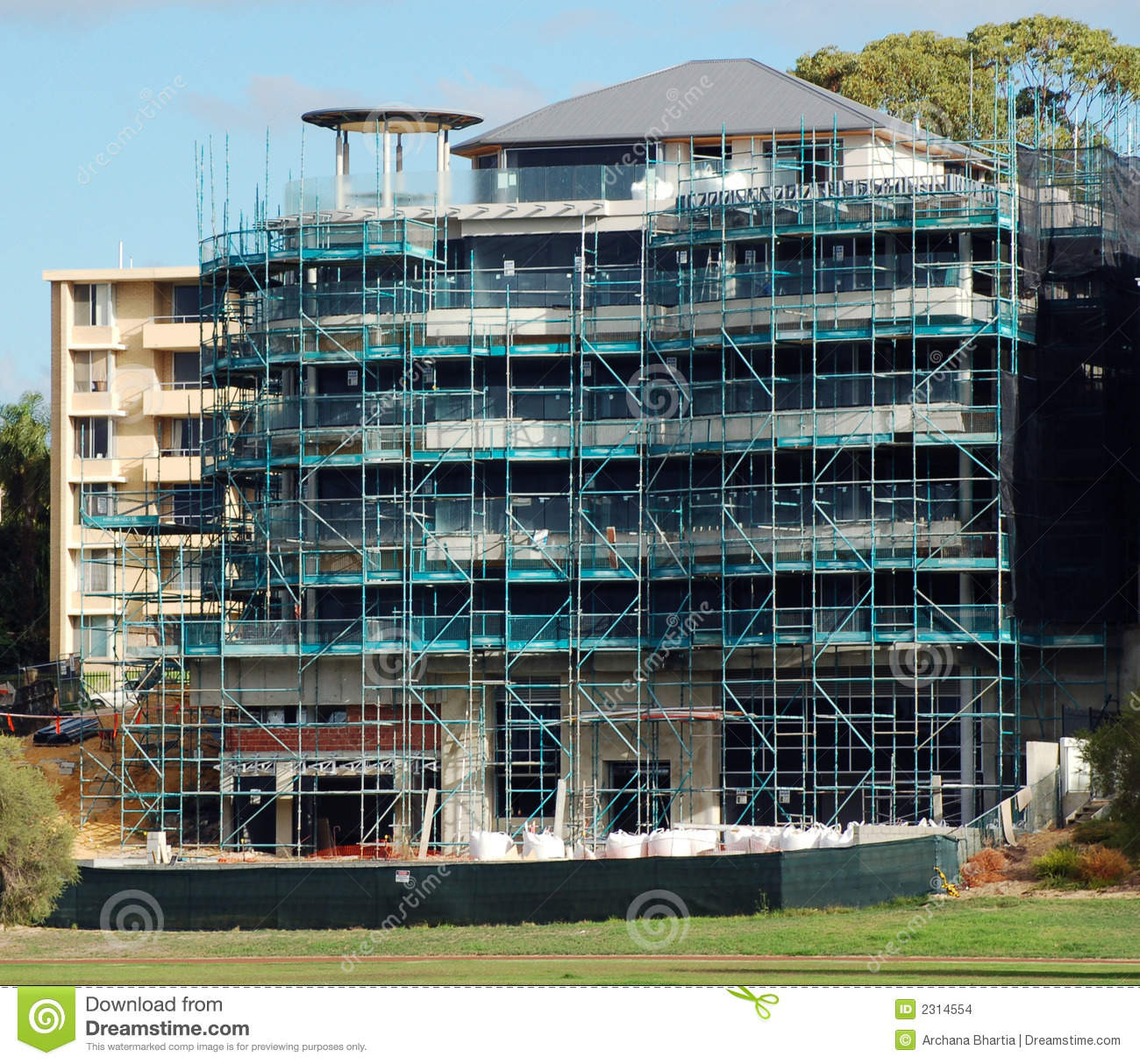 Building under construction stock images image 2314554 for Building under construction insurance
