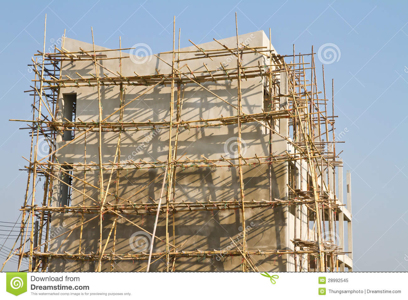 Building Under Construction Royalty Free Stock Photo ...