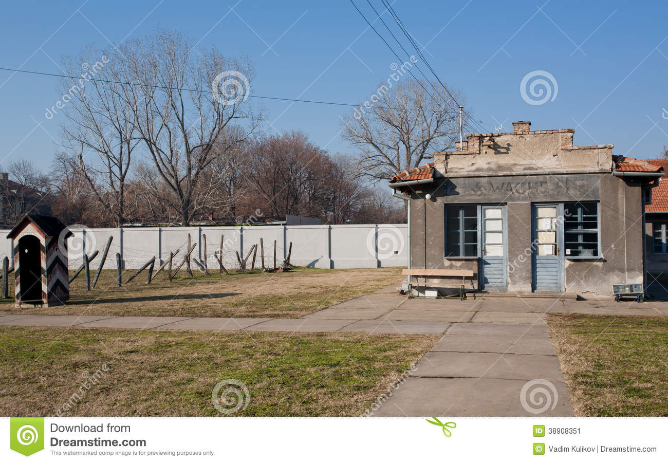 Auschwitz Museum Editorial Stock Photo - Image: 31230468 |Concentration Camps Buildings