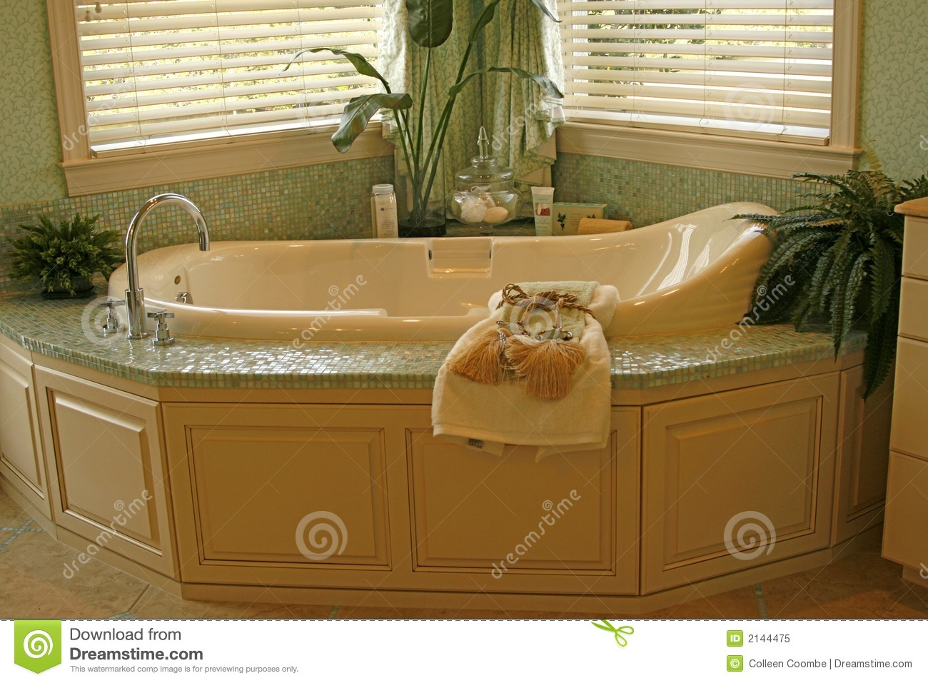 Built in bathtub royalty free stock photo image 2144475 for Built in tub