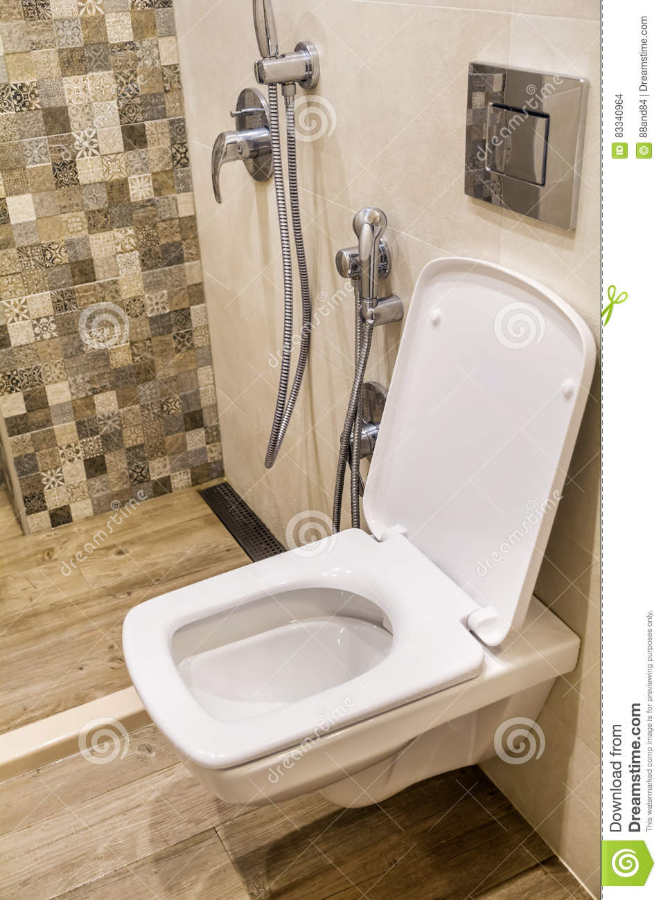 Hygienic shower in the toilet. Installation of hygienic shower in the toilet: instructions 60
