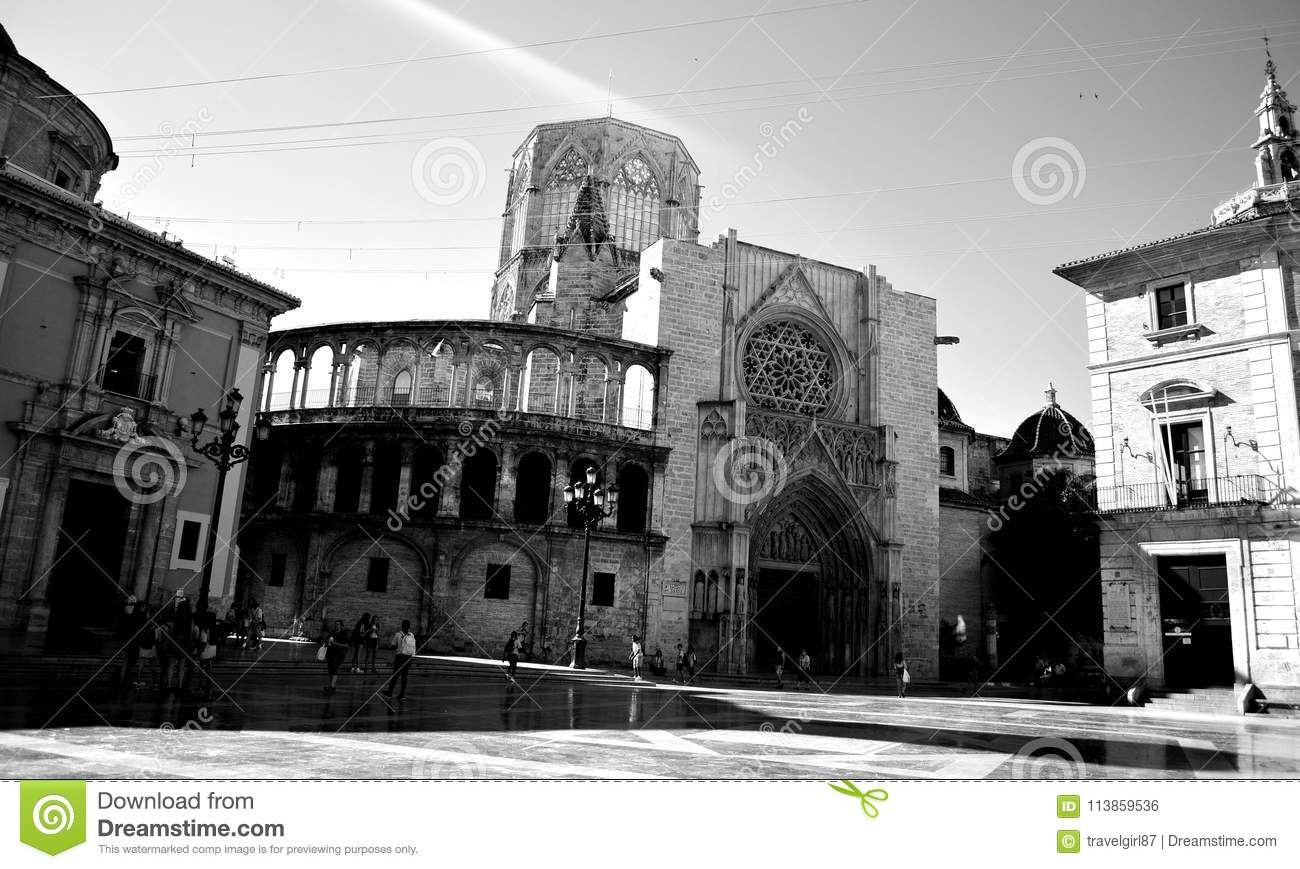 The Cathedral Valencia