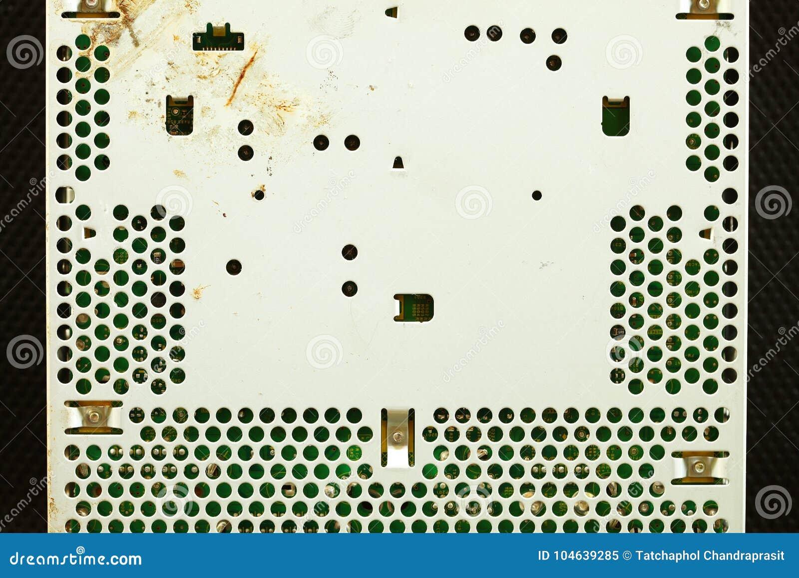 Download Buitengeval Van Auto Radioeenheid Stock Afbeelding - Afbeelding bestaande uit noten, marking: 104639285
