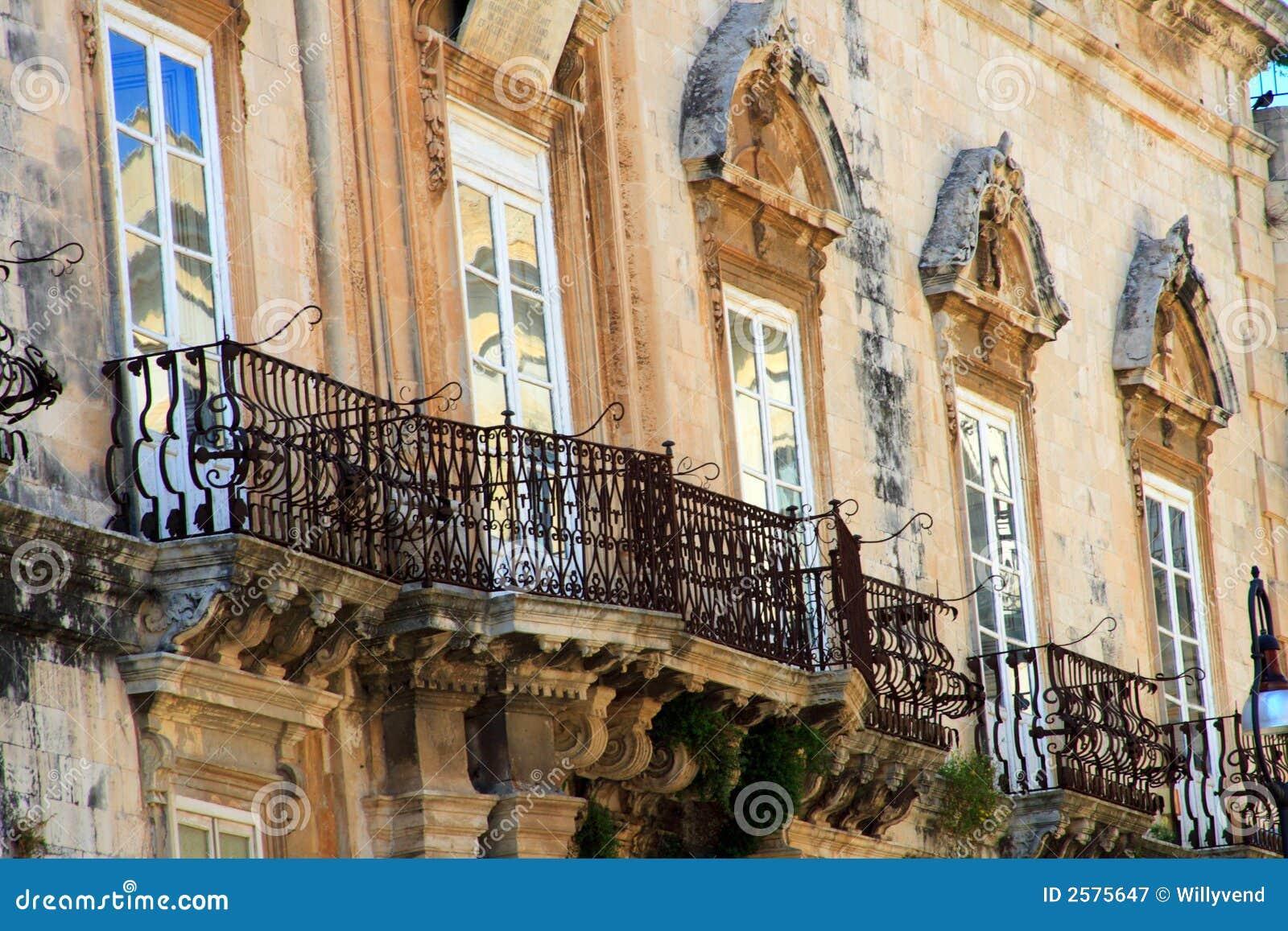 Buitengewone balkons