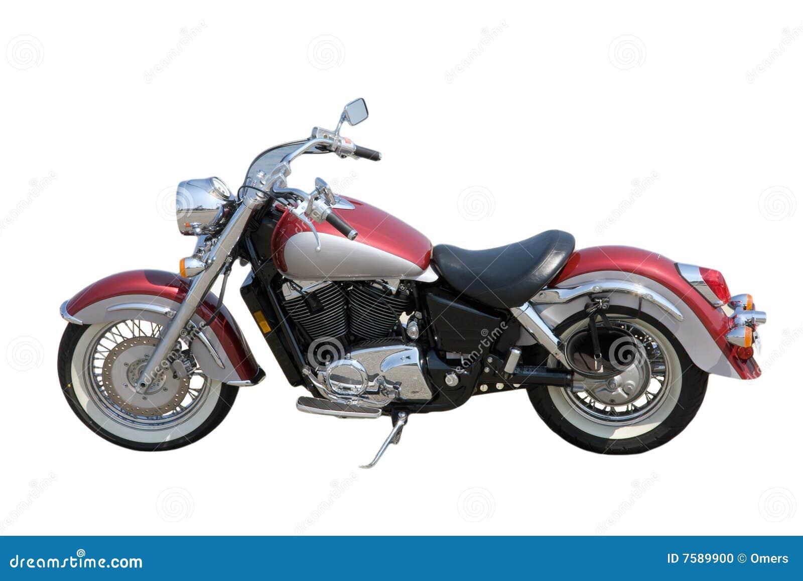 Buitensporige motorfiets
