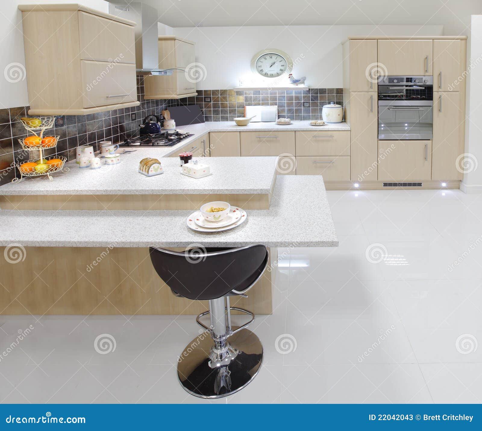 Buk Dostosowywająca Kuchnia Nowa Zdjęcia Stock  Obraz   -> Kuchnia Weglowa Nowa