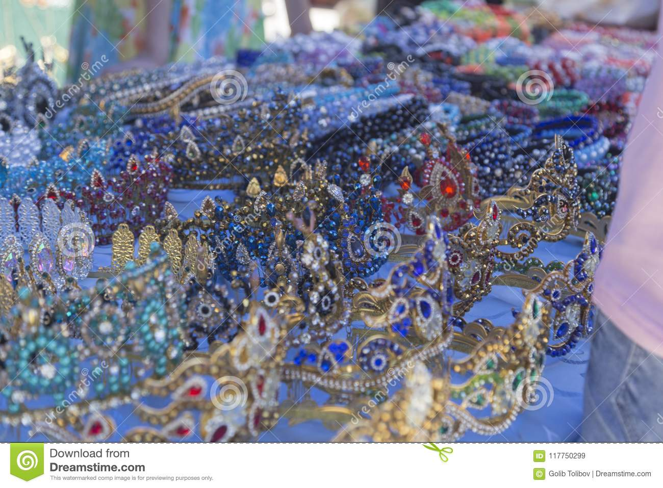 Bukhara Uzbekistan May 25 2018 Silk And Spices Festival 2018