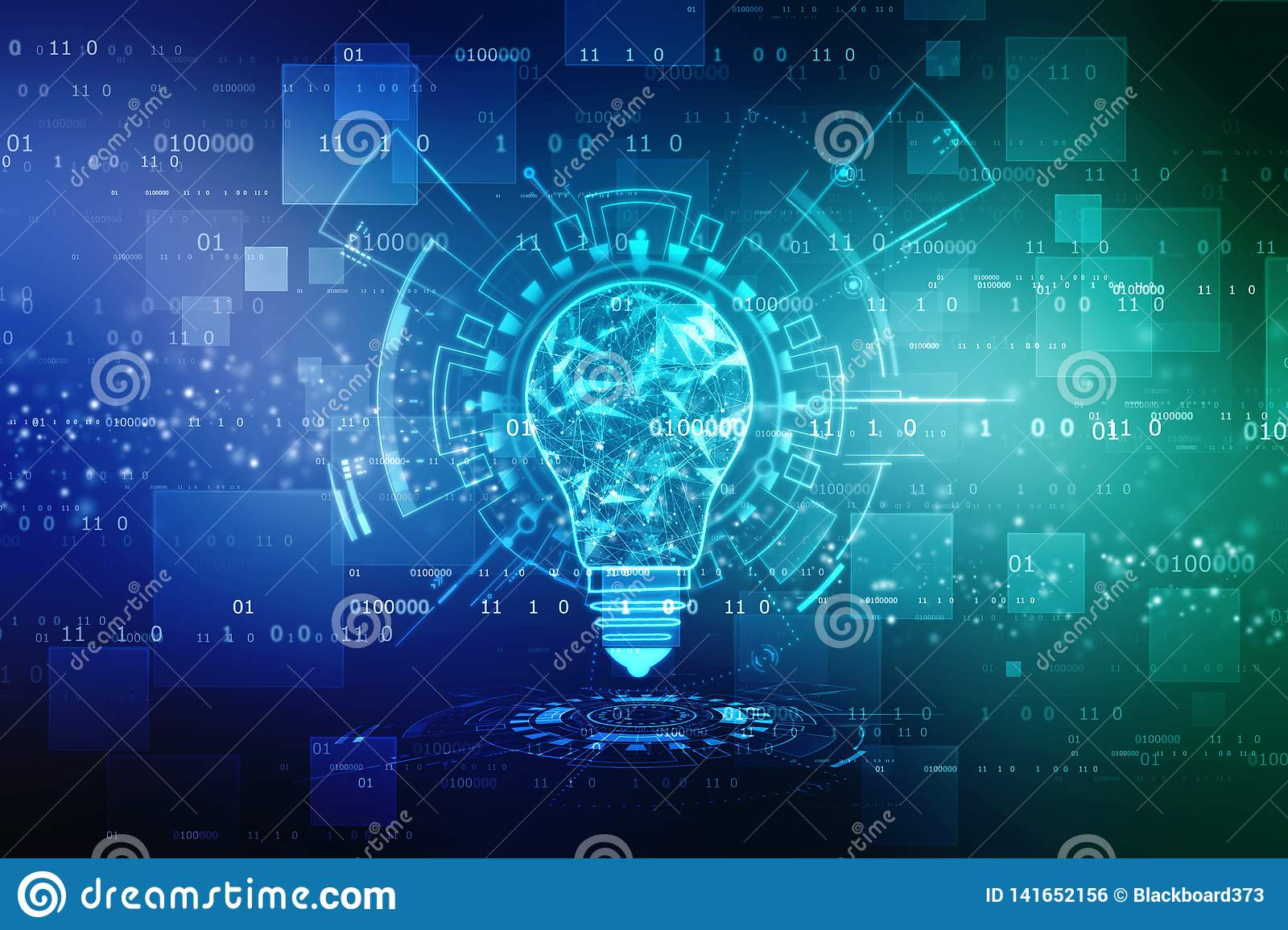 Artificial Intelligence Background, innovation background