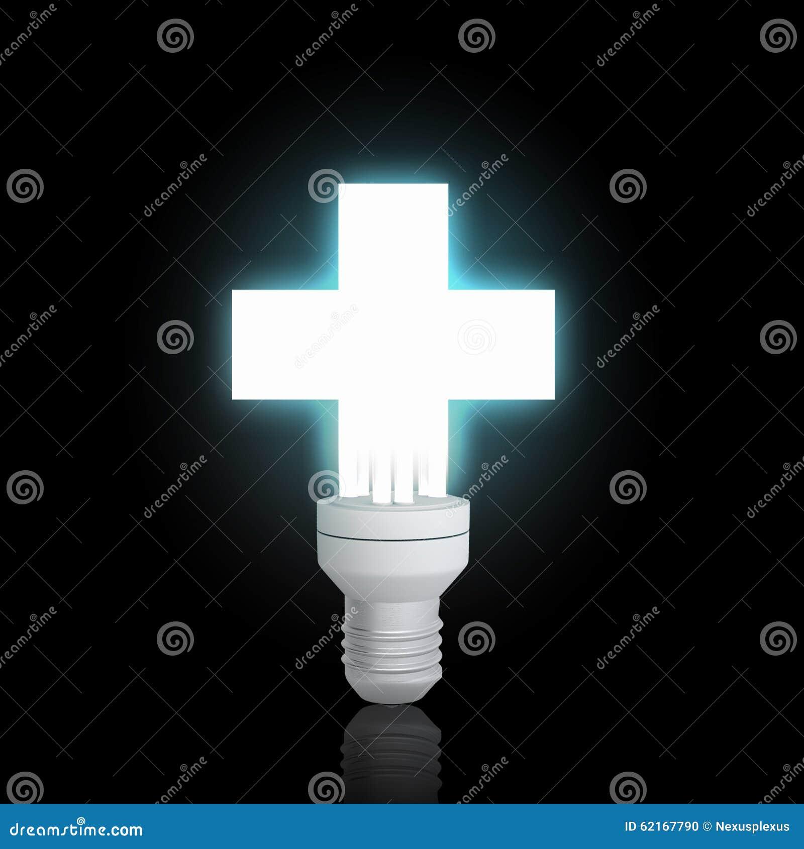 Bulbo de la luz eléctrica