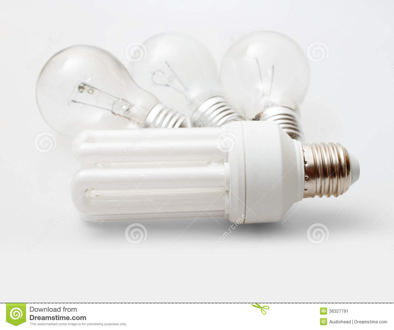 Bulbs Stock Image Image 36327791