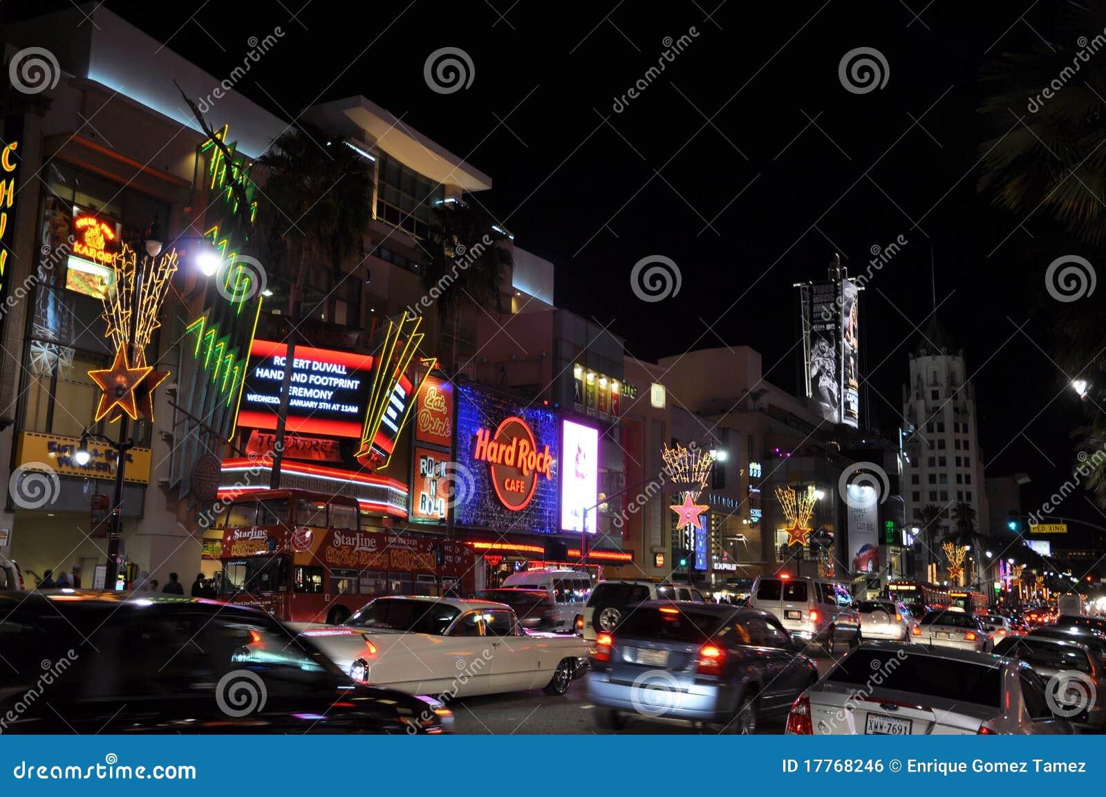 Bulevar de Hollywood