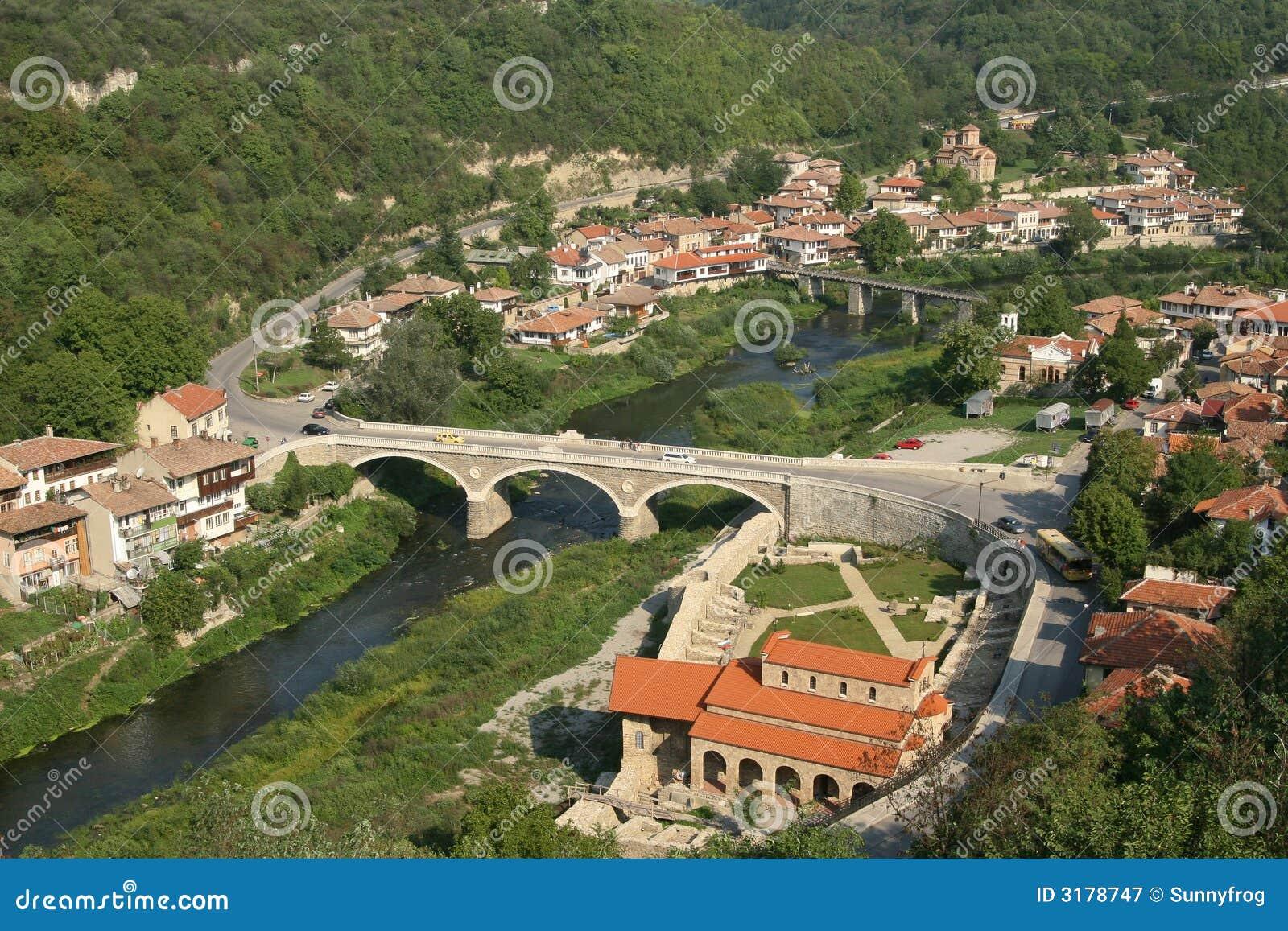 Bulgari krajobrazu