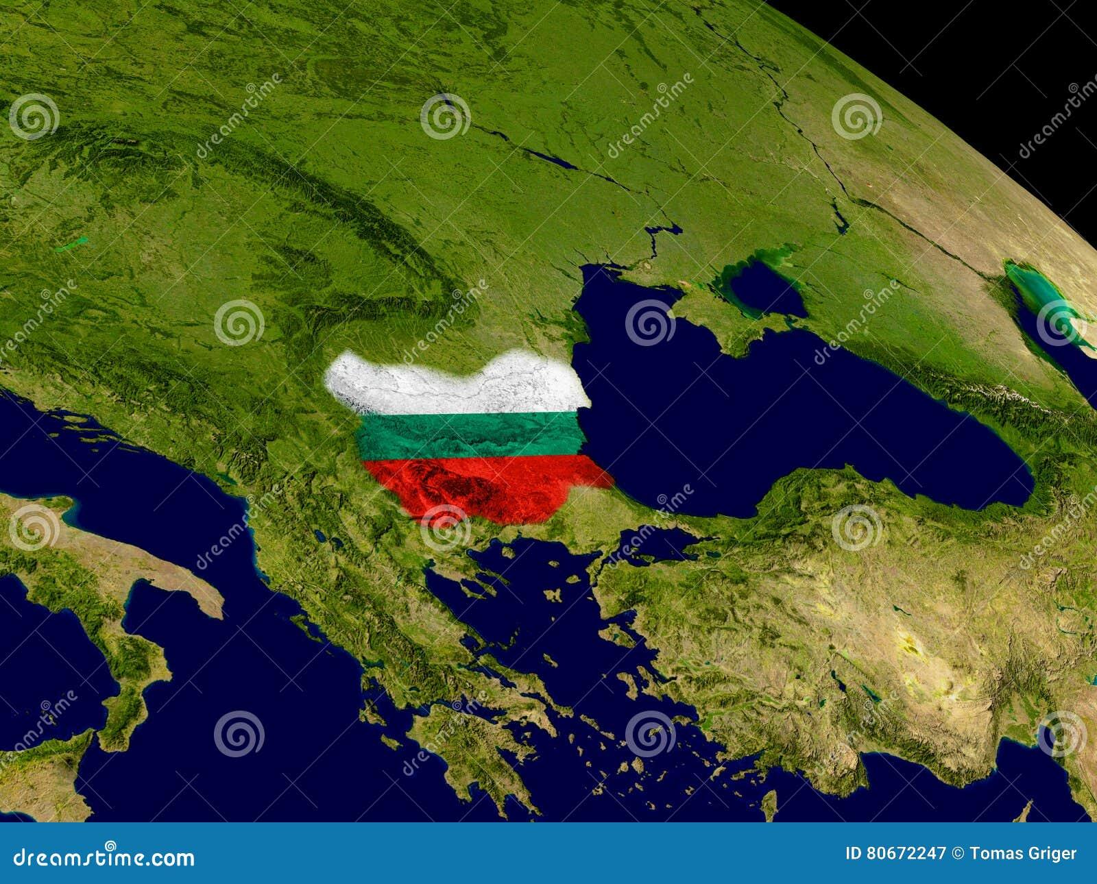 болгария земля