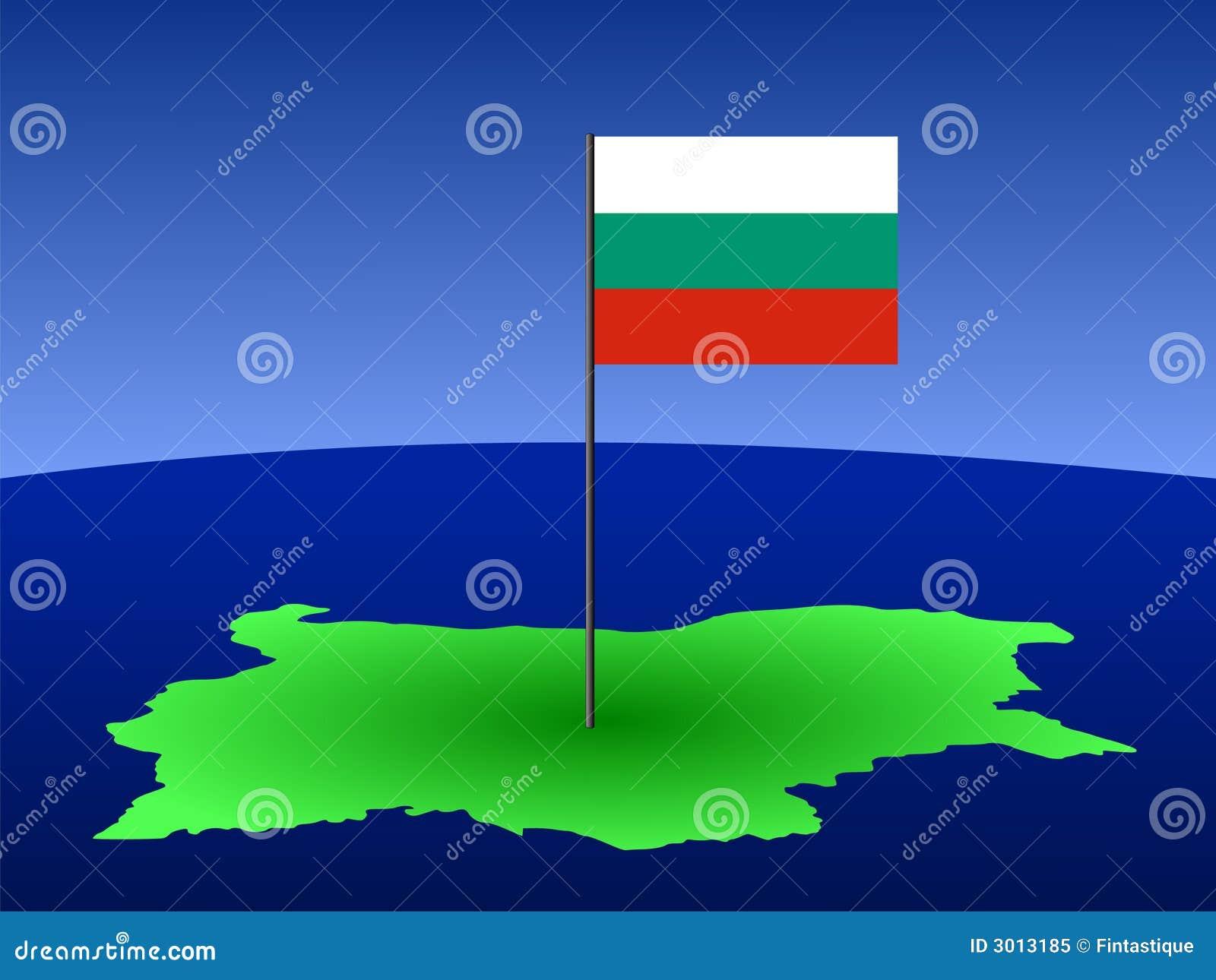 Bulgaria flaggaöversikt
