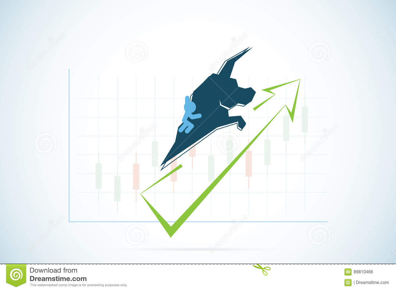 World stock exchange symbols choice image symbol and sign ideas bull symbol with green and candlestick chart stock market and bull symbol with green and candlestick buycottarizona