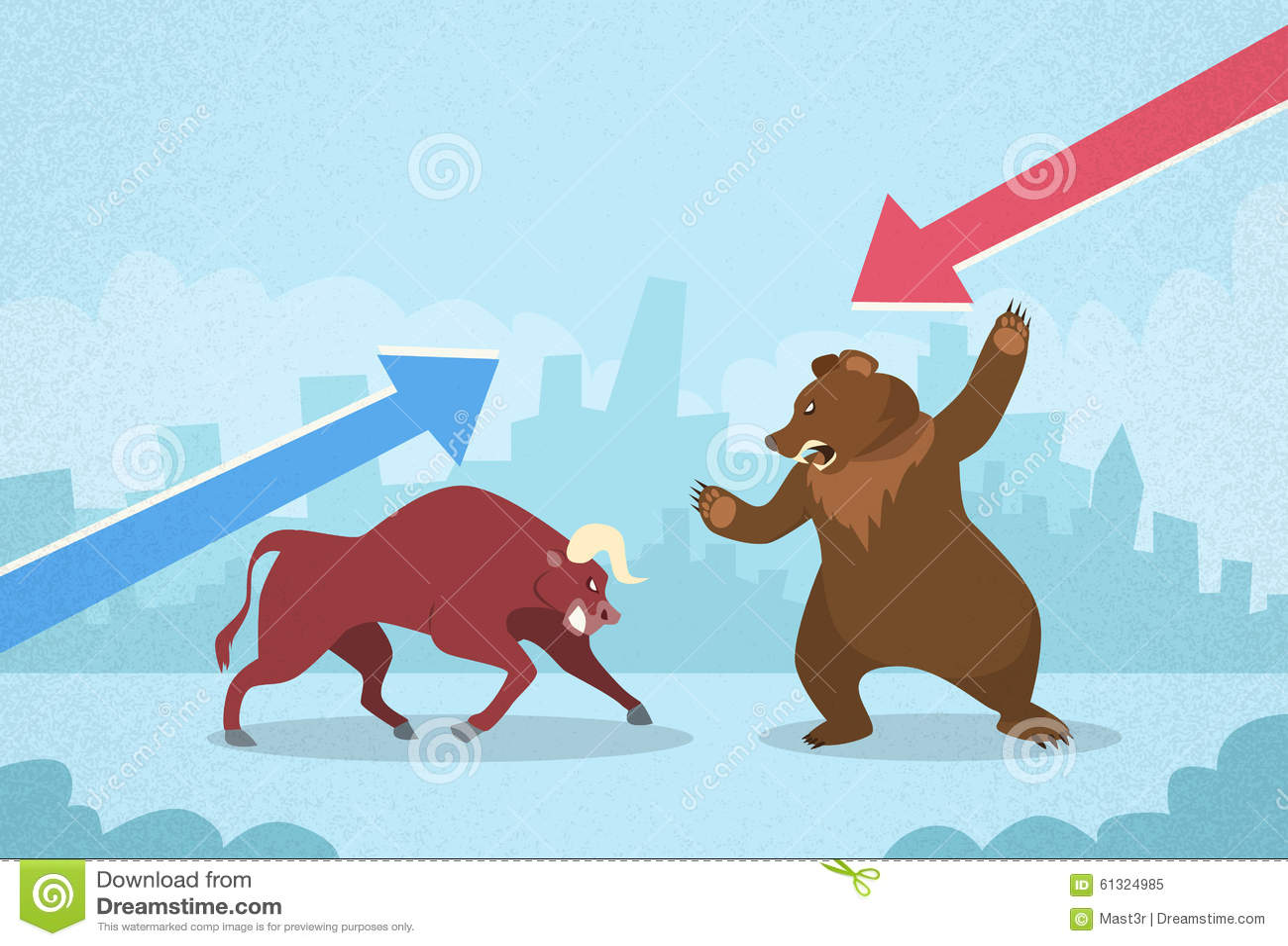 Bearish vs bullish forex