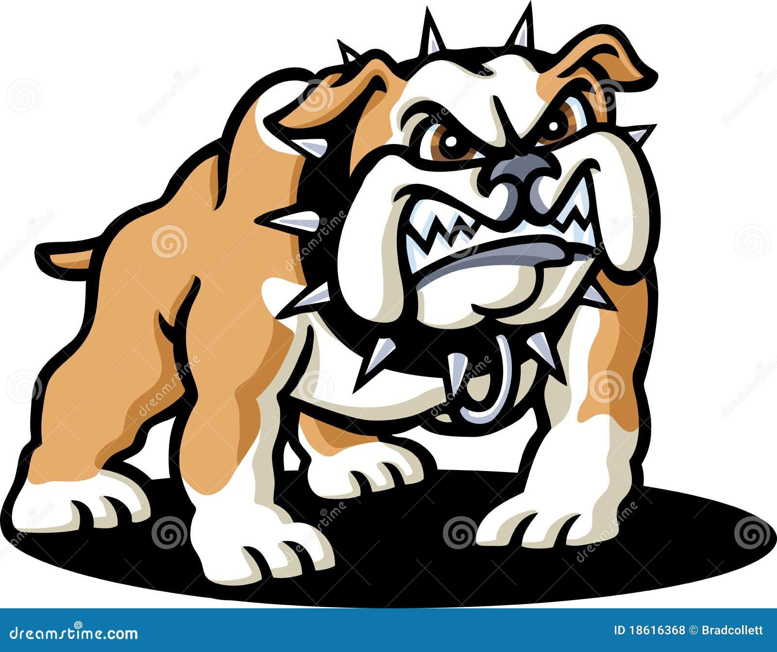 Bulldog Royalty Free Stock Photos - Image: 18616368