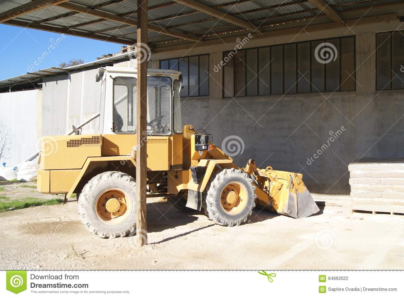 heavy equipment repair shop business plan