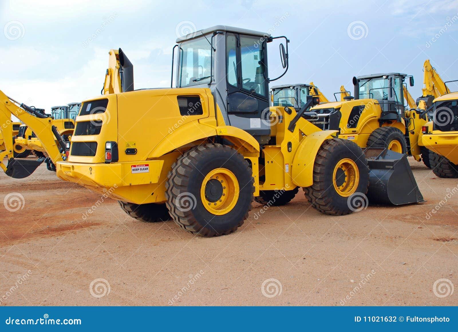 Bulldozer Construction Vehicles