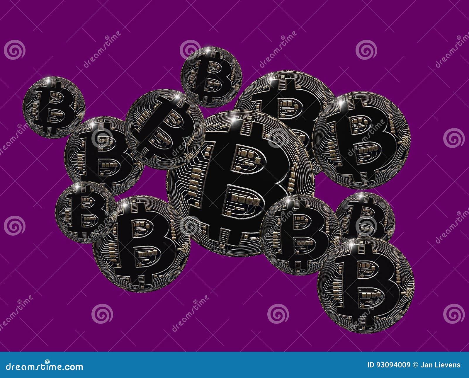Bulles de Bitcoin