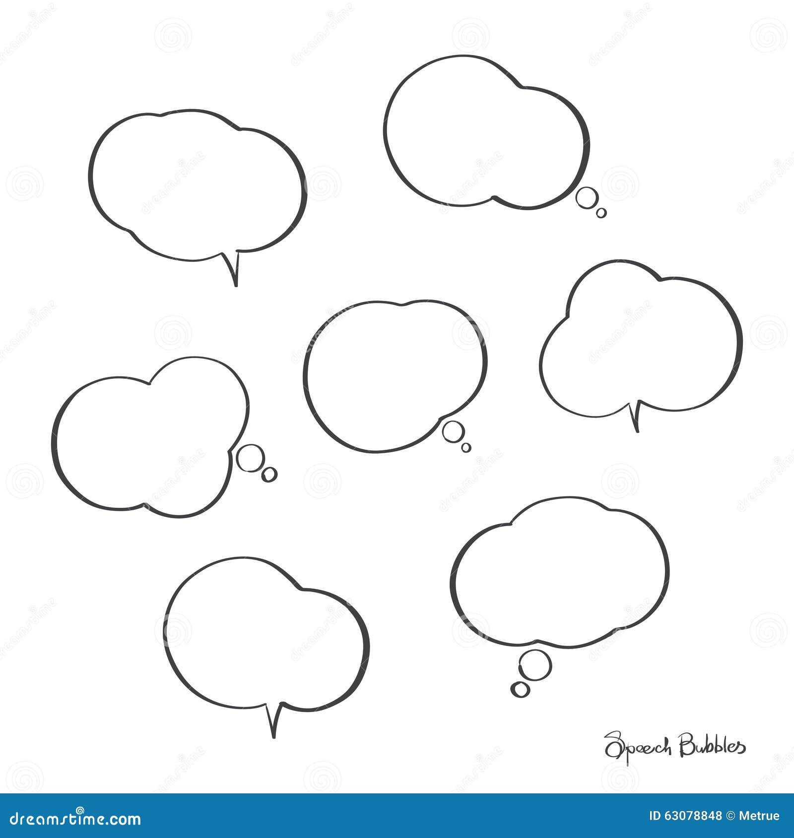 Download Bulles mono illustration stock. Illustration du bulle - 63078848