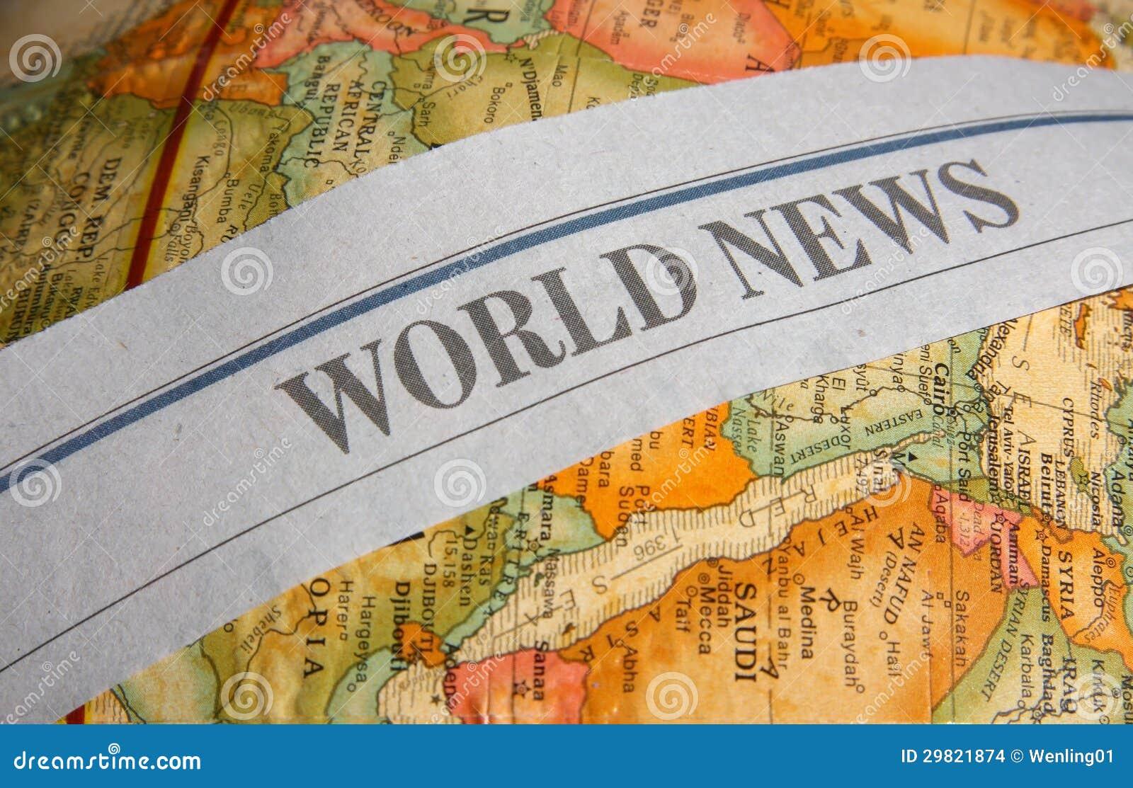 Bulletins d information du monde