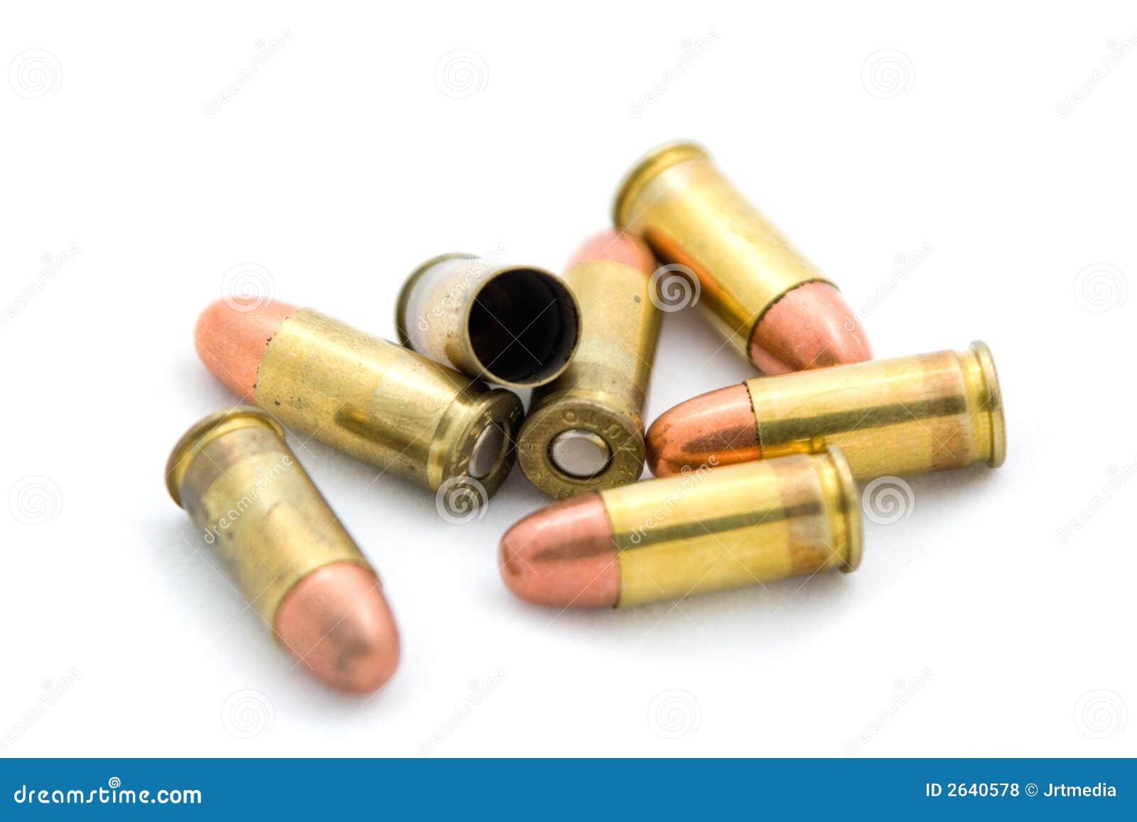Bullets.