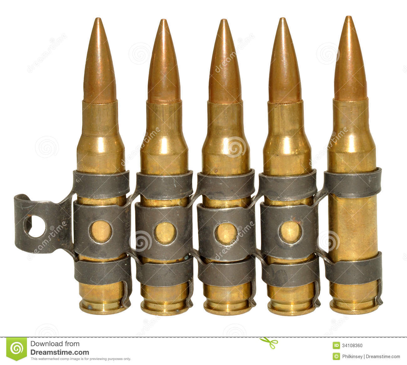 Bullets stock photo  Image of military, army, shells - 34108360