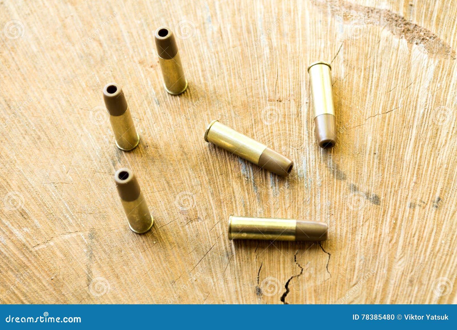Bullets  Pneumatic  Air Gun  Stock Photo - Image of group