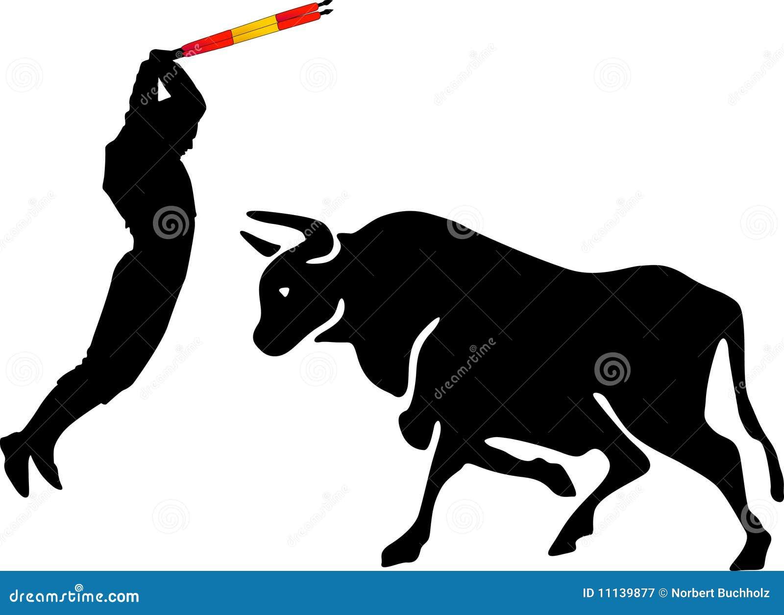 Bullfight picador stock illustration. Illustration of ...