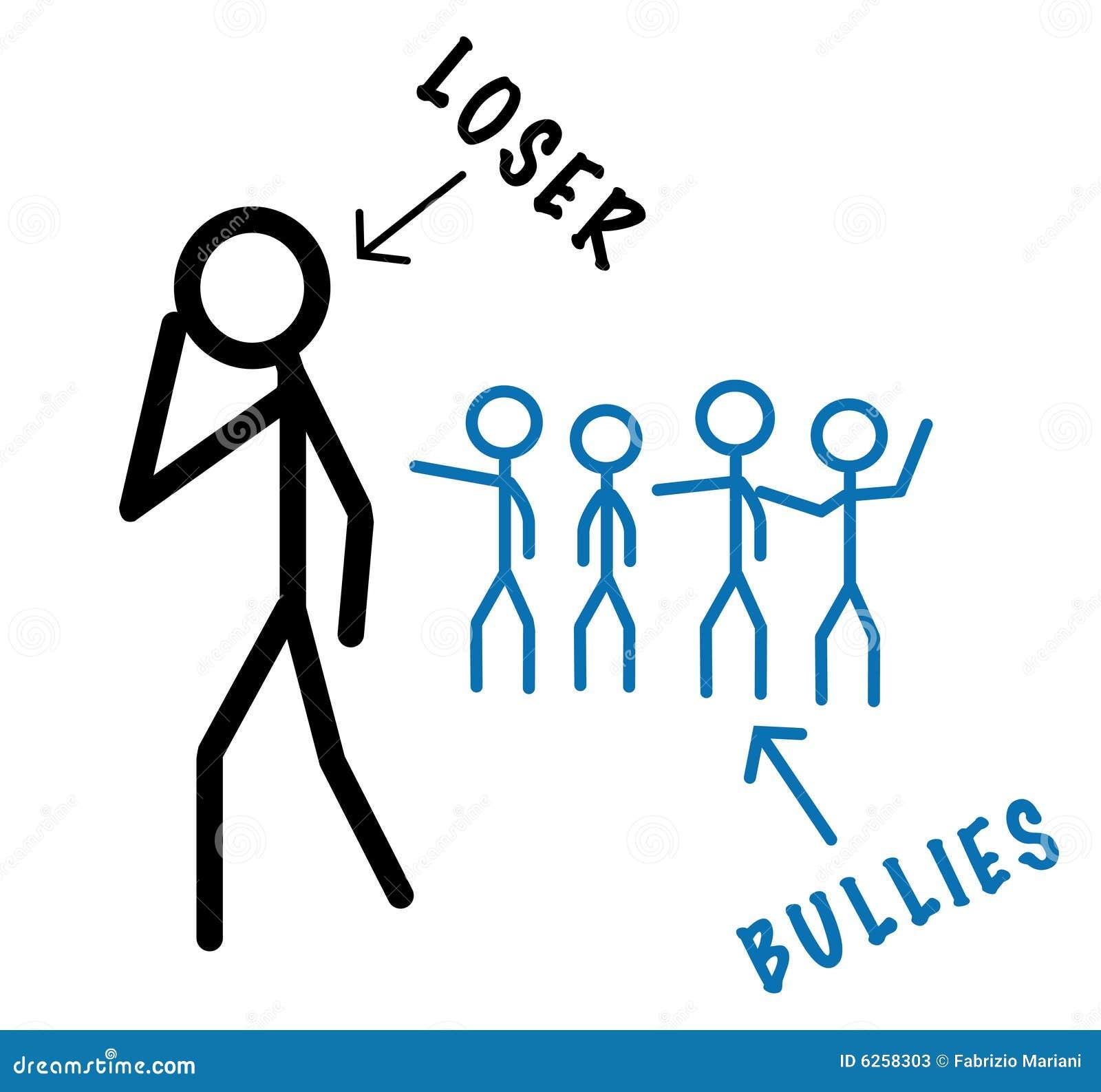 Bullies contra perdedor