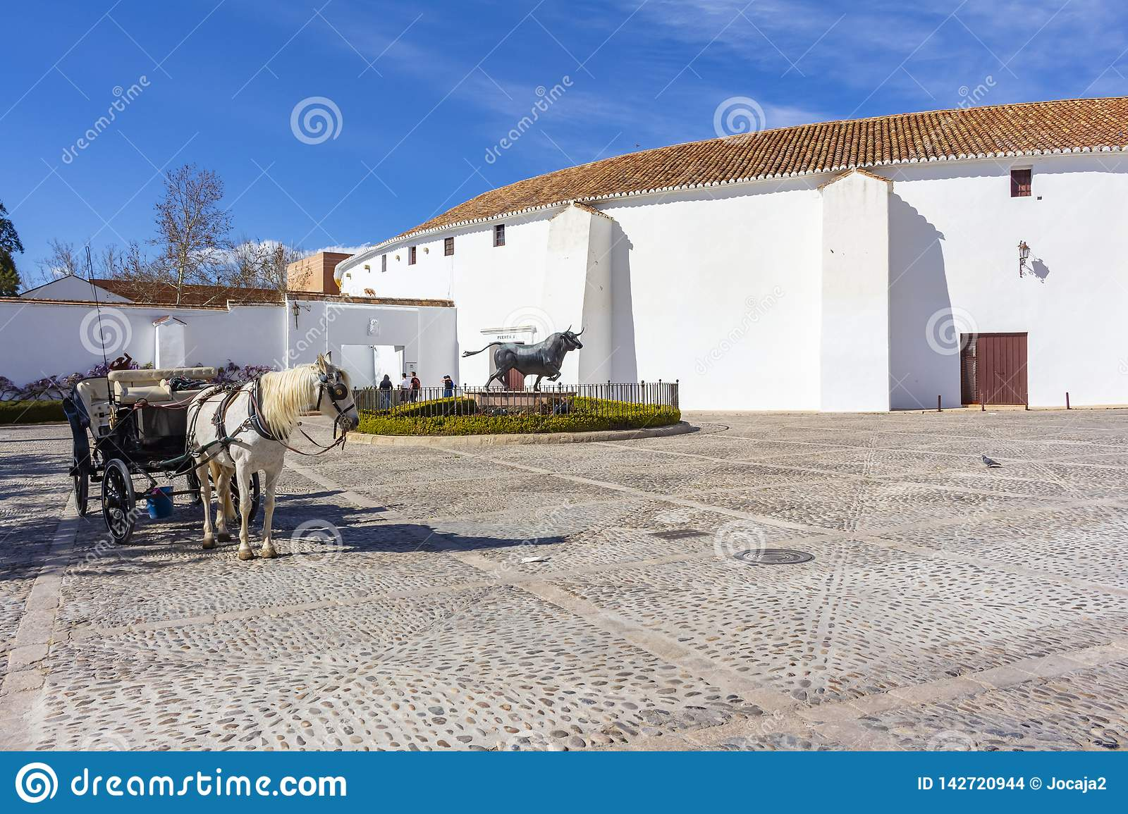 Bullring of the Maestranza, Ronda