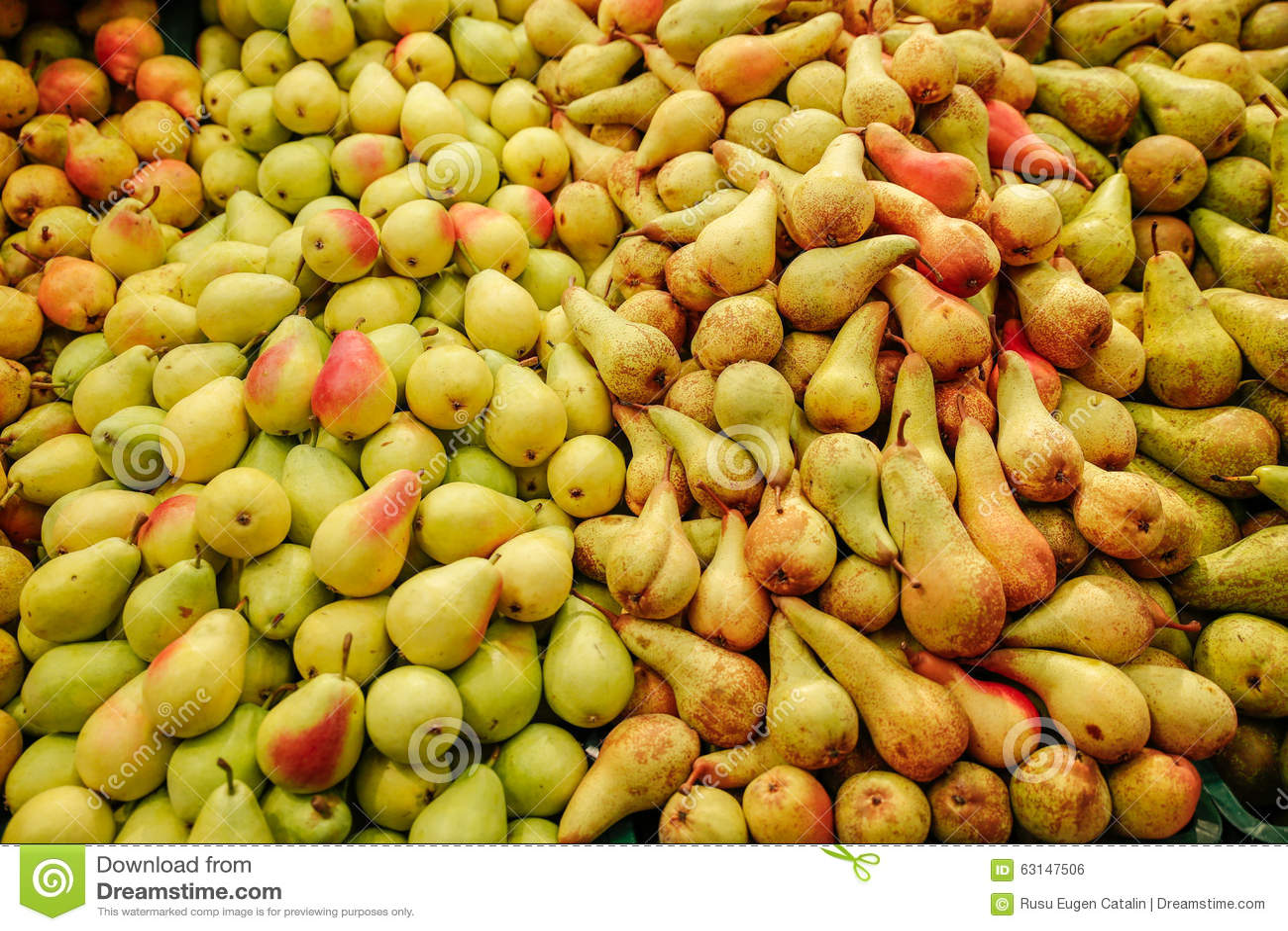 Bulto de las peras
