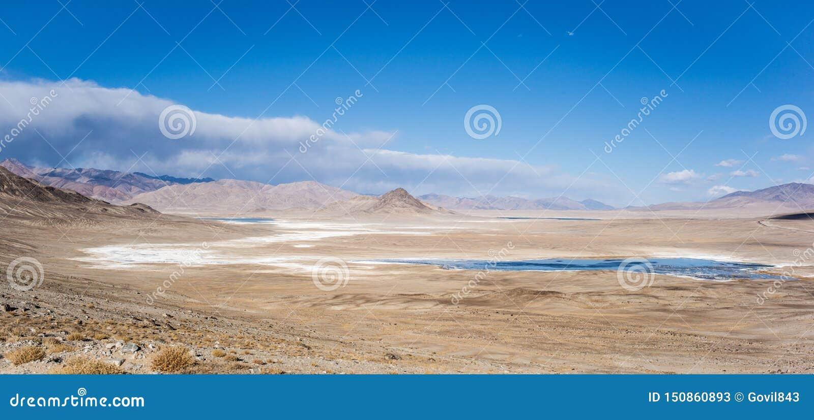 Bulunkul, Tayikistán: Hermosa vista en Pamir Tayikistán