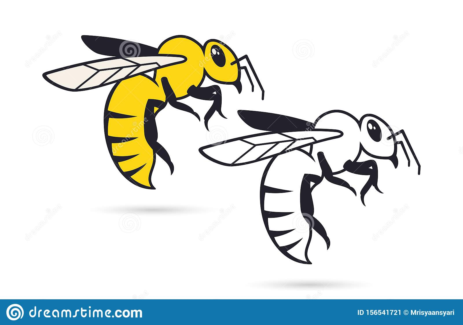 Honey bee clipart. Free download transparent .PNG   Creazilla