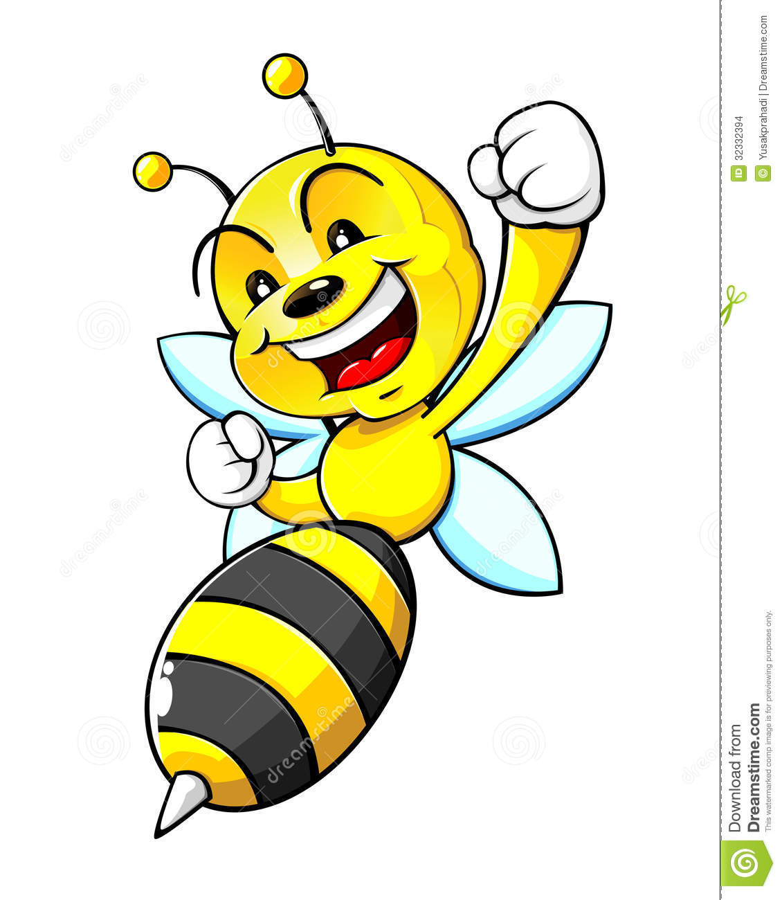 bumblebee mascot stock images image 32332394 clipart cute bee vector cute honey bee vector